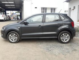 2014 Volkswagen Polo  Diesel Highline 1.2L MT for sale at low price