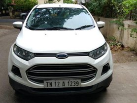 2013 Ford EcoSport   1.5 DV5 MT Trend for sale