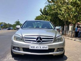 Used 2009 Mercedes Benz C-Class AT for sale