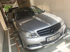 Used Mercedes Benz C-Class C 250 CDI Avantgarde AT car at low price