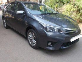 Used 2014 Toyota Corolla Altis  1.8 GL MT for sale