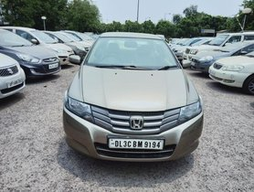 Used Honda City S MT 2010 for sale