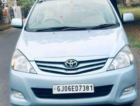 Used Toyota Innova car MT at low price
