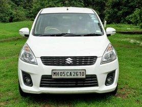 Maruti Suzuki Ertiga VXI CNG MT 2014 for sale