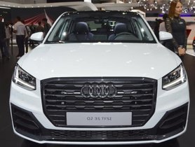 Audi Q2 Likely To Be Launched In India Soon