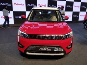 Mahindra XUV300 AMT Pre-bookings Opened, Launch To Happen Soon