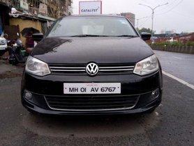 Used Volkswagen Vento Petrol Comfortline MT 2010 for sale