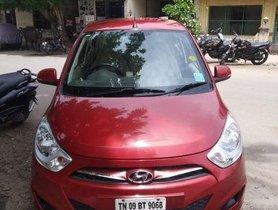 Used Hyundai i10  Sportz 1.2 AT car at low price