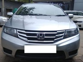 2013 Honda City S MT for sale at low price