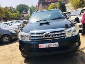 Toyota Fortuner 2010  4x4 MT for sale