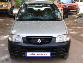 2009 Maruti Suzuki Versa MT for sale at low price
