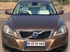 Volvo XC60 D5 2011 MT for sale