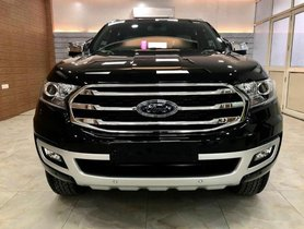 Used 2017 Ford Endeavour  3.2 Titanium AT 4X4 for sale