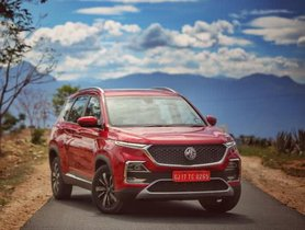 MG Hector Vs Tata Harrier Vs Jeep Compass Vs Hyundai Creta Comparison