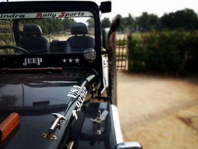 Used 2018 Mahindra Jeep MT for sale