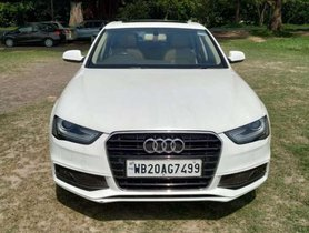 Audi A4 2.0 TDI 2016 AT for sale