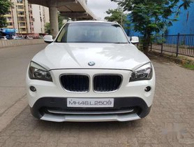 Used BMW X1 car sDrive20d AT for sale at low price