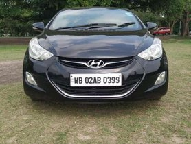 2012 Hyundai Elantra 1.6 SX MT for sale