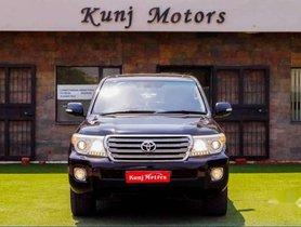 Used Toyota Land Cruiser car Diesel MT at low price