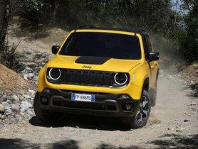 Maruti Vitara Brezza-Rivalling Jeep SUV Will Be Off-Road Friendly