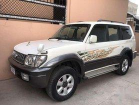 Used Toyota Land Cruiser Prado car MT at low price