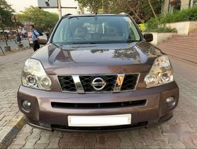 Used Nissan X Trail car 2011 MT for sale at low price