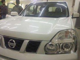 Used Nissan X Trail car SLX MT at low price