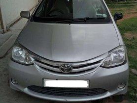 Used Toyota Etios car MT at low price