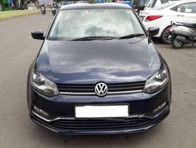 Used Volkswagen Polo car MT at low price