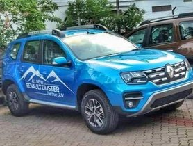 2019 Renault Duster (facelift) To Launch On July 8