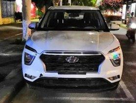 2020 Hyundai Creta (ix25) Revealed In Latest Clear Images