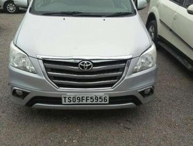 Toyota Innova 2014 MT for sale