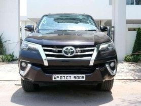 Used 2017 Toyota Fortuner 4x2 AT for sale