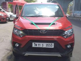 2016 Mahindra NuvoSport MT for sale at low price