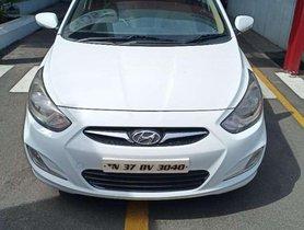 2012 Hyundai Verna 1.6 VTVT SX MT for sale at low price