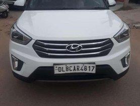 Used Hyundai Creta car MT at low price