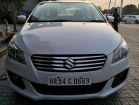 Used 2015 Maruti Suzuki Ciaz MT for sale
