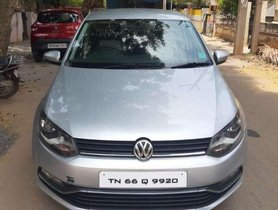 2015 Volkswagen Polo MT for sale