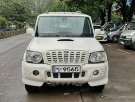 Used Mahindra Scorpio VLS 2.2 mHawk MT for sale car at low price