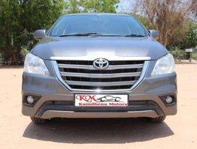 Toyota Innova 2014 2.5 VX 7 STR MT for sale