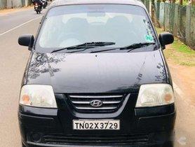 Used Hyundai Santro Xing car XO MT at low price