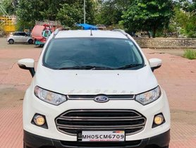 Ford Ecosport EcoSport Trend Plus 1.5 TDCi, 2016, Diesel MT for sale