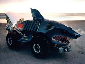 Top Amazing Real-life Versions of Fictional Vehicles