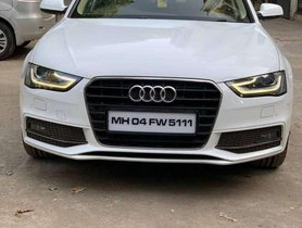 Audi A4 2.0 TDI (177bhp), Premium Plus, 2013, Diesel AT for sale