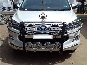 2016 Toyota Innova Crysta MT for sale