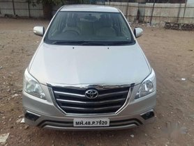 Used Toyota Innova car 2013 2.5 VX 8 STR MT for sale at low price