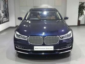 BMW 7 Series 730Ld, 2018, Diesel AT for sale