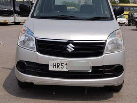 Used Maruti Suzuki Wagon R LXI CNG MT car at low price