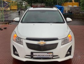 Chevrolet Cruze LTZ, 2014, Diesel MT for sale