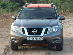 Nissan Terrano XL (D), 2015, Diesel MT for sale